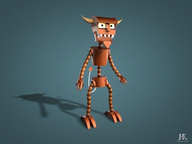 Robotdevil